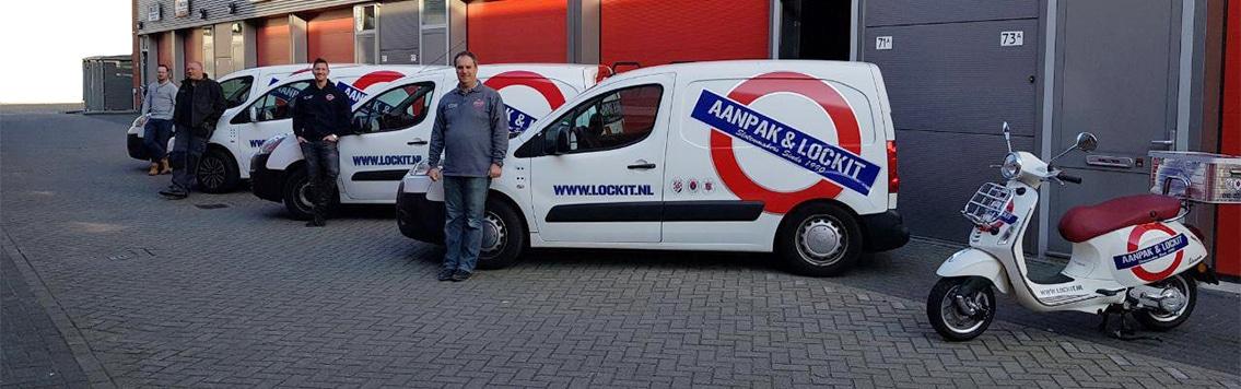 Slotenmaker Waalwijk Busjes