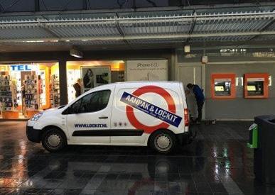 Slotenmaker Bus Rotterdam Centrum