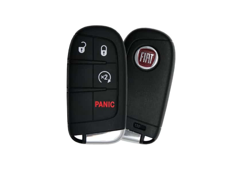 Fiat keyless entry sleutel bijmaken