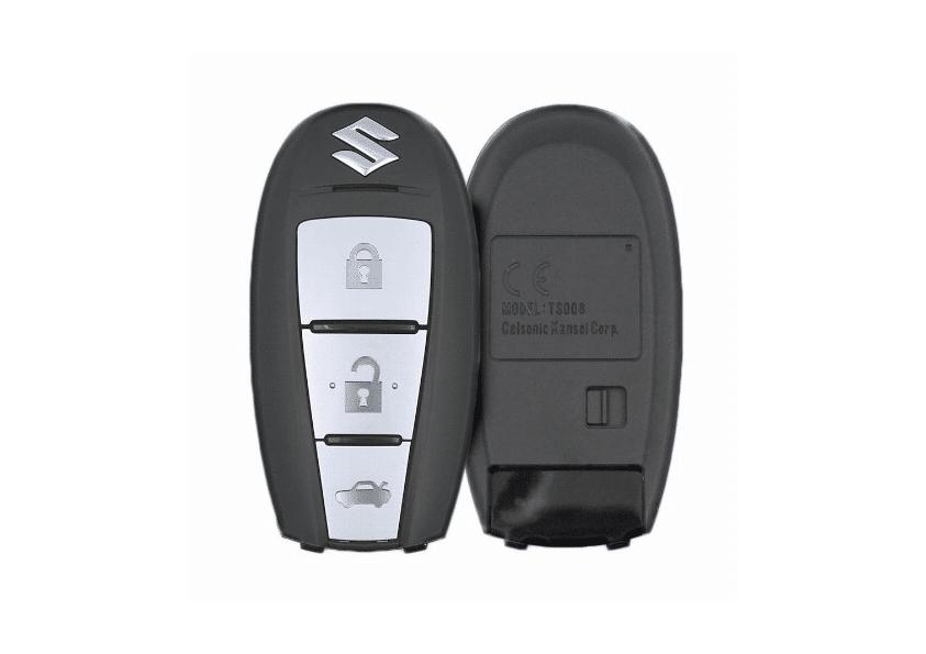 Suzuki keyless entry sleutel